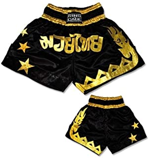 ring to cage shorts