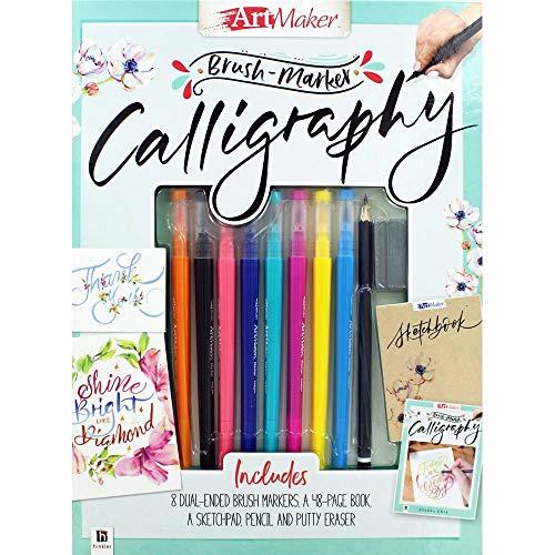 Art Maker Brush-Marker Calligraphy (Art Maker Portrait)