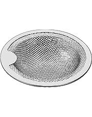 パンチングゴミ受け 風呂 排水口 ゴミ受け ステンレス製 洗面台パンチング ゴミ受け 18 – 8ステンレス鋼 2サイズ