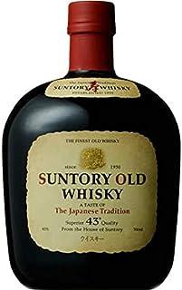 Suntory Old Whisky japanischer Whisky 0,7 Liter 43%