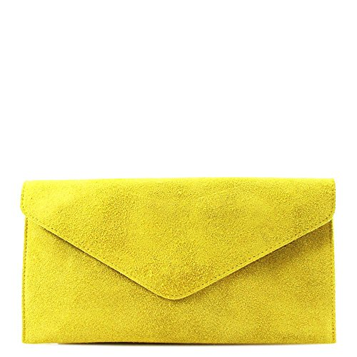 Hautefordiva, Poschette giorno donna Yellow large