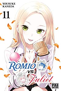 Romio vs Juliet Edition simple Tome 11