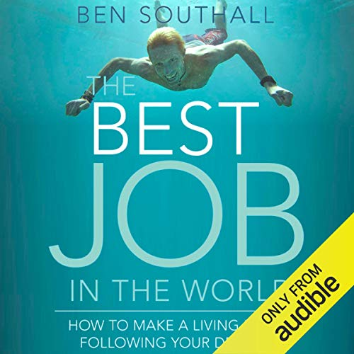 The Best Job in the World audiobook cover art