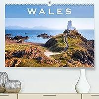 Wales (Premium, hochwertiger DIN A2 Wandkalender 2022, Kunstdruck in Hochglanz): Eine fotografische Reise in das alte keltische Koenigreich Wales, das Land der Burgen und Mythen. (Monatskalender, 14 Seiten )