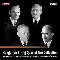 ハンガリー四重奏団コレクション