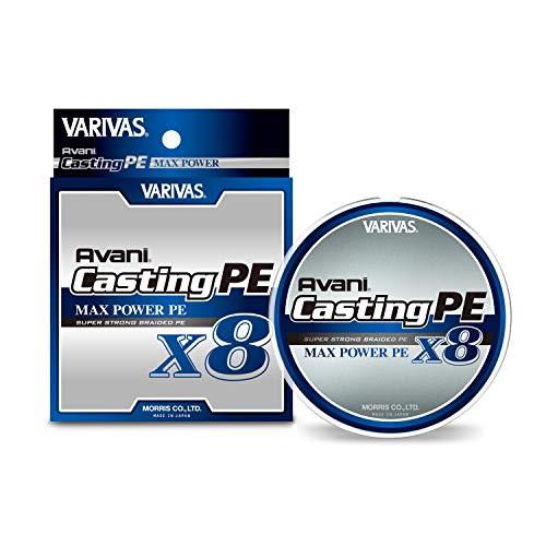 VARIVAS(バリバス) ライン キャスティングMAXパワーX8 300m 6号