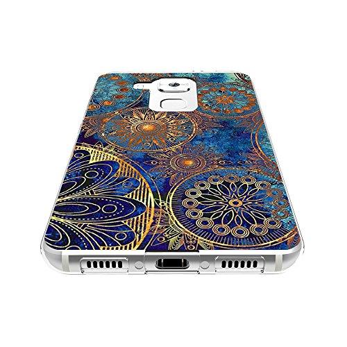 FoneExpert® Huawei Nova Plus Tasche, Ultra dünn TPU Gel Hülle Silikon Case Cover Hüllen Schutzhülle Für Huawei Nova Plus - 5