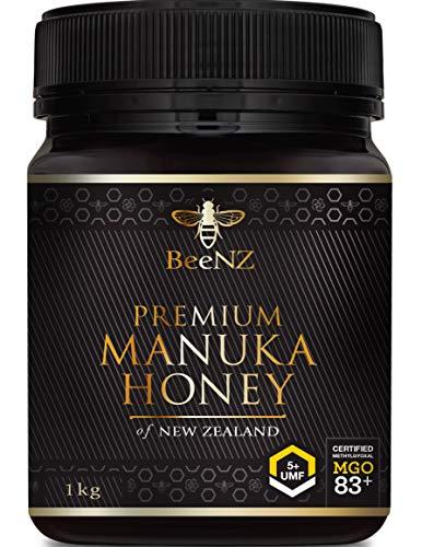 Manuka Gold Manuka Honig BeeNZ UMF5+ 1000g original und authentisch