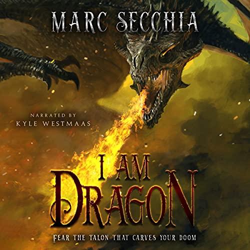 I Am Dragon cover art