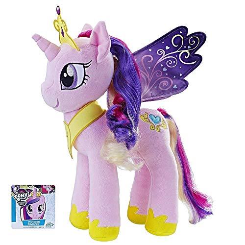 My little Pony Hasbro E0431 Mähnenspaß Plüsch Prinzessin