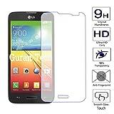 Guran® Pellicola Protettiva in Vetro Temperato for LG L70 Smartphone Ultra Sottile Screen Protector Film