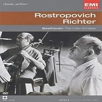 Archives De Concert: Beethoven, Son. Violoncelle [DVD]