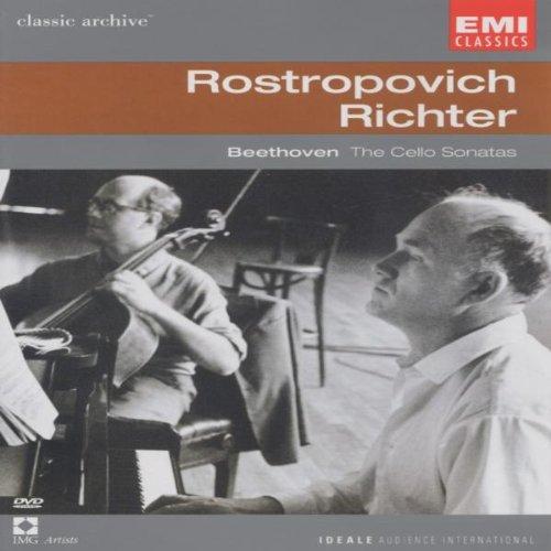 Beethoven - Cellosonaten/Variationen