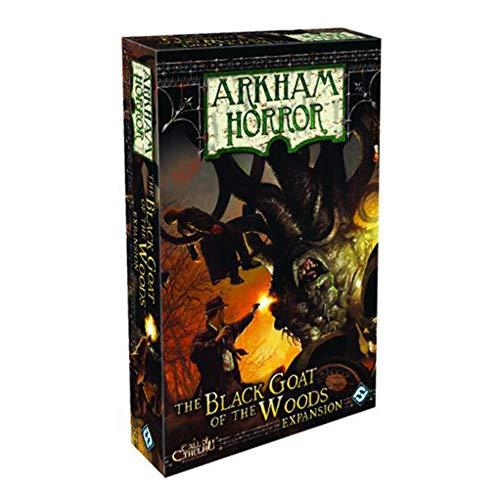 Arkham Horror: Black Goat of the Woods