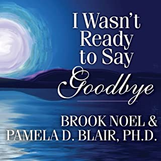 I Wasn't Ready to Say Goodbye audiobook cover art