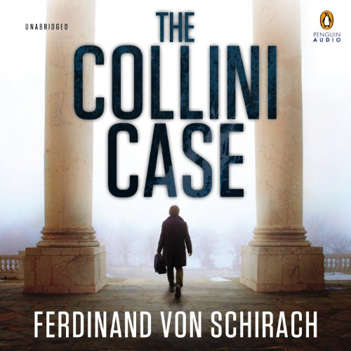 The Collini Case audiobook cover art
