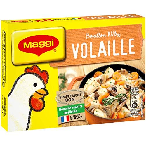 Maggi Bouillon KUB Volaille 80g