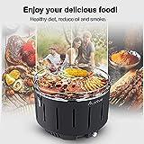 Zoom IMG-1 aobosi barbecue senza fumo tavolo