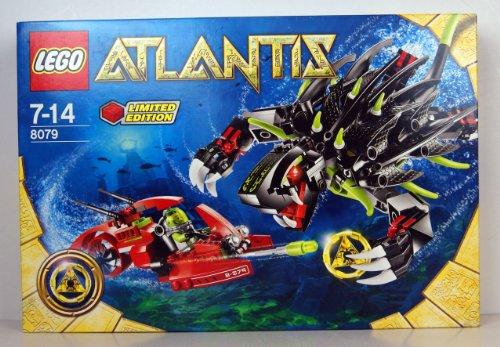LEGO 8079Atlantis–Angriff der Seeungeheuer, limitiert