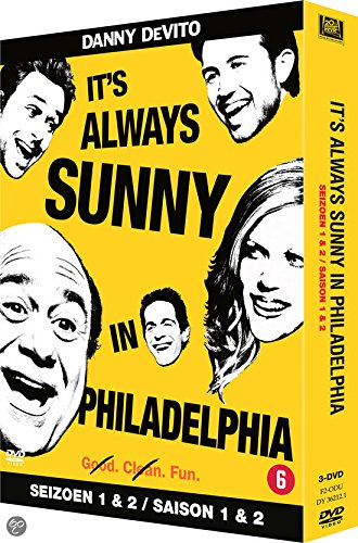 It's Always Sunny in Philadelphia - Staffel 1 + 2 - Langfassung