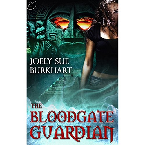 The Bloodgate Guardian audiobook cover art