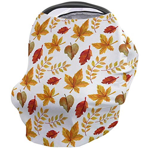 Great Price! Nursing Covers for Breastfeeding, Soft Breathable Nursing Cover for Nursing Scarf Carse...