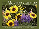2021 Montana Calendar