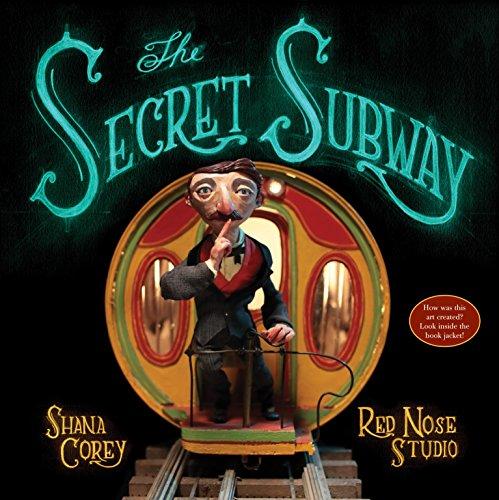 The Secret Subway (English Edition)