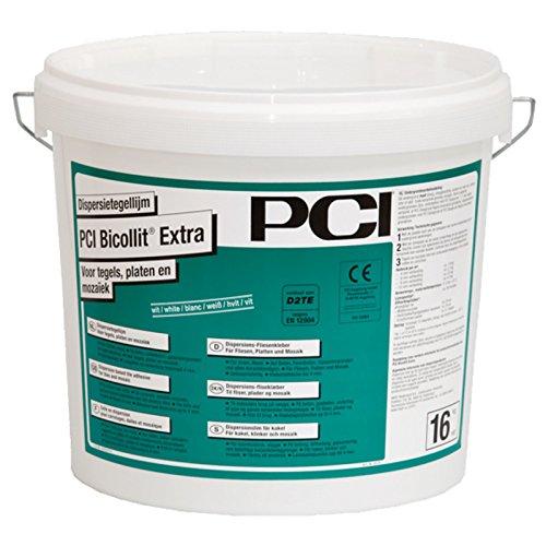 PCI Bicollit Extra weiß 16kg Dispersions-Fliesenkleber
