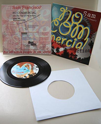 No Commercial (Vinyl-Single)