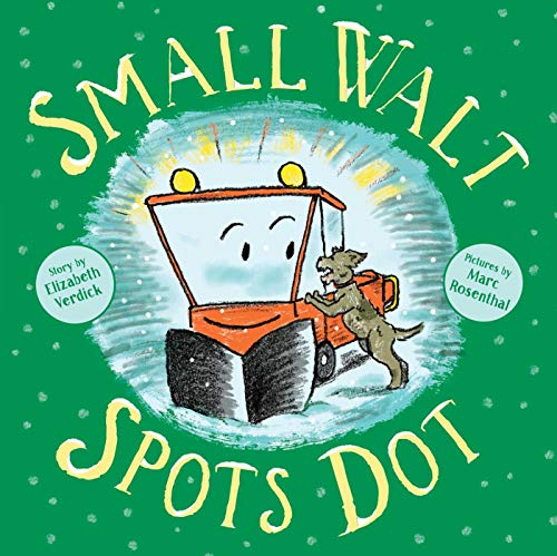 Small Walt Spots Dot (English Edition)