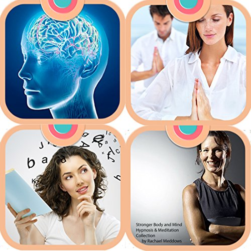 Stronger Body and Mind - Hypnosis & Meditation Collection Titelbild