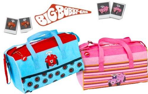 BIG Sporttasche Bobby-Car Bobbycar rosa ca 36,0 x 21,0 x 20,0 cm