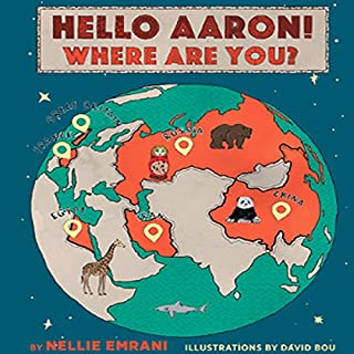 Hello Aaron! Where Are You? audiobook cover art