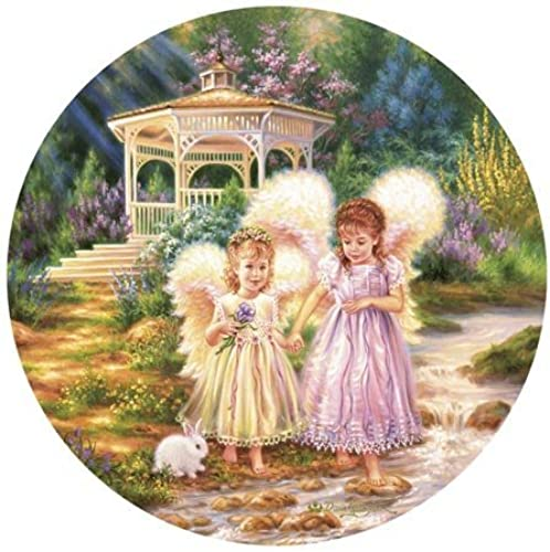 Sister Angels Jigsaw Puzzle 500pc by Master Pieces