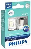 Philips 1156 Ultinon LED Bulb (White), 2 Pack