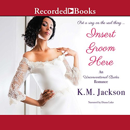 Insert Groom Here audiobook cover art
