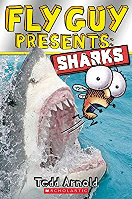 Fly Guy Presents: Sharks (Scholastic Reader, Level 2)
