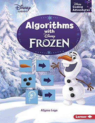 Algorithms with Frozen (Disney Coding Adventures)