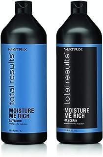 Matrix Total Results Moisture Me Rich Shampoo & Conditioner Value Pack (1 Litre)