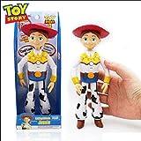 Mdcgok Toy Story 4 Jessie True Talking Figura de acción (Sonido de botón) Personajes poseibles Image...