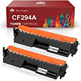Toner Kingdom Compatible Toner Cartridge Replacement for HP 94A CF294A to Use with HP Laserjet Pro MFP M148dw, M118dw, M148fdw, Laserjet M148, Laserjet M118 Printer (Black, 2 Pack)