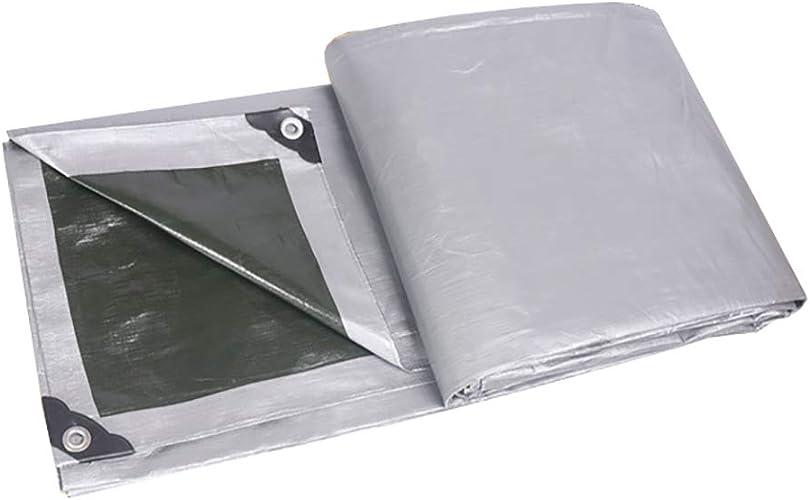 L-BHQF La bache imperméable extérieure de bache de bache de bache imperméable imperméable extérieure de Tissu d'épaississement imperméable en Plein air pour Le Camion de Camping (Taille   3x4m)