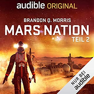 Mars Nation 2 Titelbild