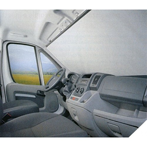 DOMETIC Seitz-windscreen/Rollo Grau DUCATO 230/244