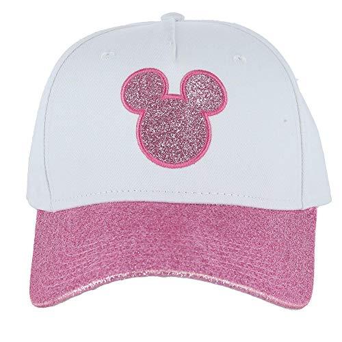 Disney Women's Shimmer Mickey Mouse Baseball Cap