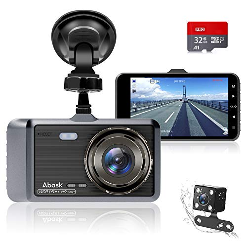 Photo de camera-de-voiture-abask-dashcam-4-pouces-full-hd-grand