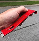 SideBar - 7' Multi-Pry Bar & Siding Removal Tool - Ultimate Inspection Tool for Adjusters, Estimators, Home Inspectors, Contractor Sales Pro's, Siding Repair, ITEL Tool