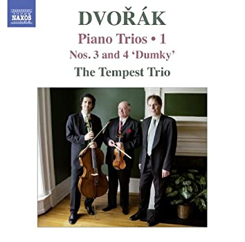 "Dvořák: Piano Trios Nos. 3 & 4, ""Dumky"", Vol. 1"