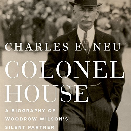 Colonel House audiobook cover art